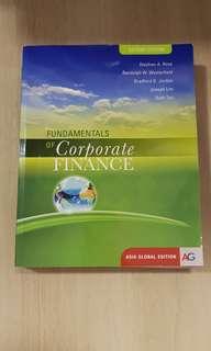 FIN2004 FIN3102 Fundamentals of Corporate Finance