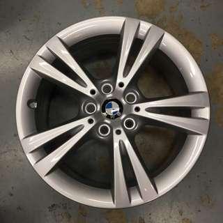 17 Inch Ori BMW Rims
