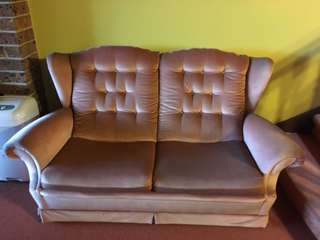 Double seater lounge