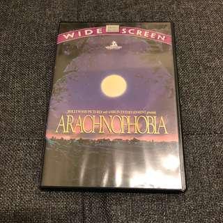 🚚 Arachnophobia 小魔種三區中文DVD電影