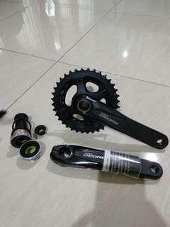 Shimano Deore M6000 Chainwheel