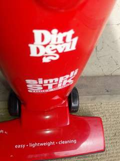 DIRT DEVEL, COMPACT FORCE BISSELL