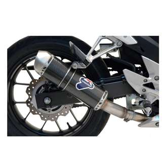 Termignoni exhaust for CB400X 2014 (LTA APPROVED)