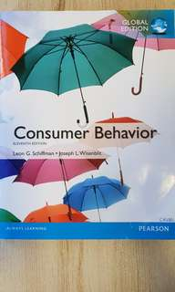 MKT3402 consumer behaviour