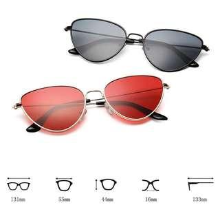 Readystock Red Jupiter Sunglasses