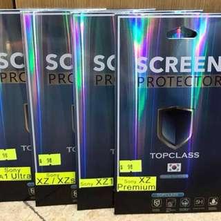 Sony XZ Premium 防爆水凝膜XZS XZ1 XA1Ultra TOPCLASS