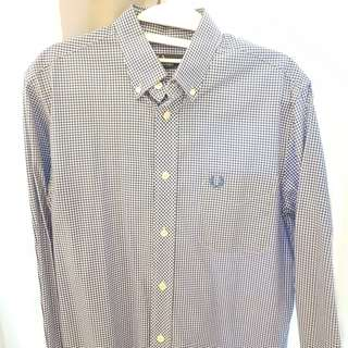 Authentic Fred Perry Shirt Size S