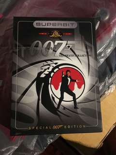 007 James Bond Collection
