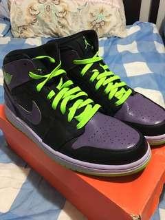 Air Jordan 1 Night vision/joker