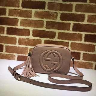Gucci Soho small leather disco bag RRP$1465