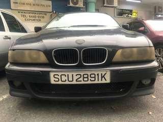 BMW e39 Rare unit