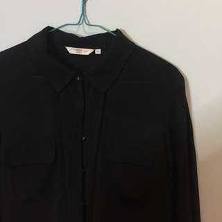 New Look Black Shirt