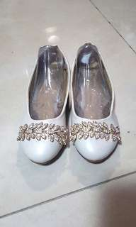 Cream Doll Shoes
