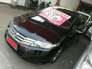 Honda city rs at 2009 LOW KM ... !!