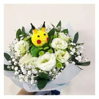 Mother's day's flower bouquet