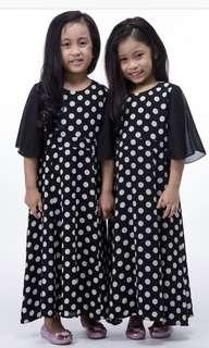 PL kids long dress