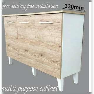 Shoe cabinet/multi purpose cabinet INSTOCK