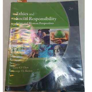 Ethics and Social Responsibility 2E