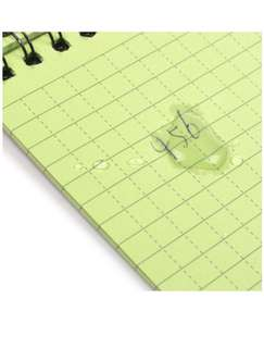 Waterproof notes for 5