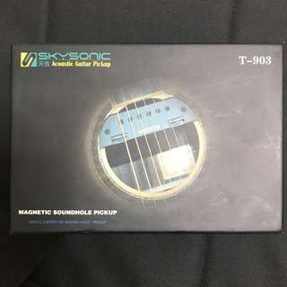 Skysonic T903 t-903 903 acoustic guitar pickup