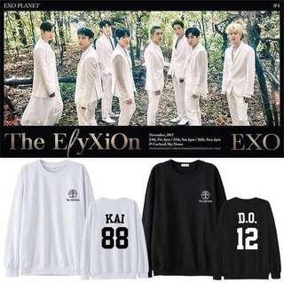 EXO ELYXION SWEATER