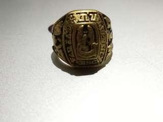 FEU Gold Ring 1933