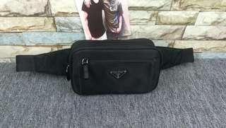 Prada Nylon belt bag RRP$1000