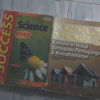 PT3 Reference Books.