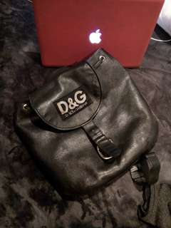 Authentic Dolce & Gabbana Back Pack