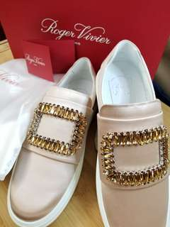 Roger Vivier Shoes Sneakers 36.5 / RV 波鞋