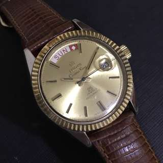 Vintage Titoni Cosmo King Watch