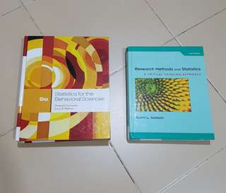 Murdoch psychology books - statistics