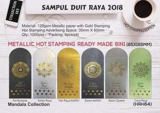SAMPUL RAYA 'Ready Made'