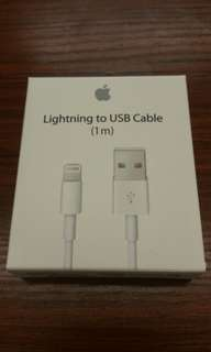 lighting to USB Cable(1m)