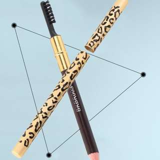 🚚 Eyebrow Pencil with Brush Brown