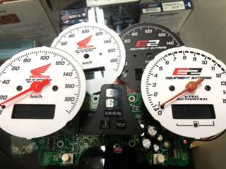 Honda CB400 VTEC 1-2-3-Revo
