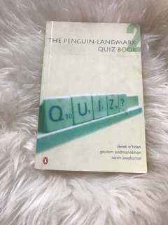 penguin landmark quiz book