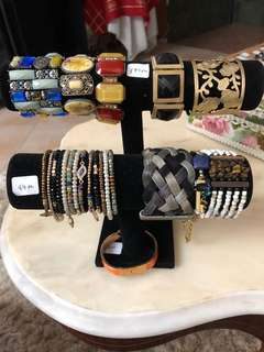 Brand new bangle. Unique n 1 of each design. Each @$40