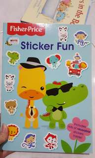 Fisher price : Sticker Fun