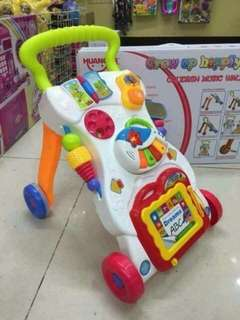 Push Walker Toy With Musical