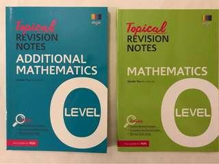Math O Level practice