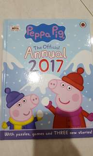 Peppa Pig the Official Annual 2017