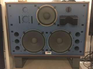 JBL 4350 AWX Studio Monitors