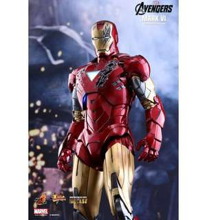 Hot Toys Iron Man Mark VI (MMS 378 D17)