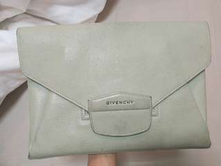 Givenchy clutch authentic