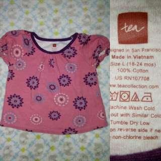 Pre loved pink top