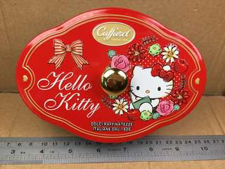 Sanrio Hello Kitty X Caffarel 鐵盒朱古力 604071