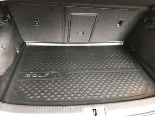 VW Golf Boot Tray
