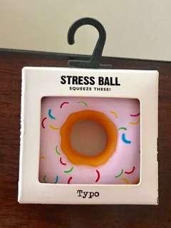 Typo Stress Ball