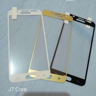 Tempered Glass Warna Samsung J7 Core